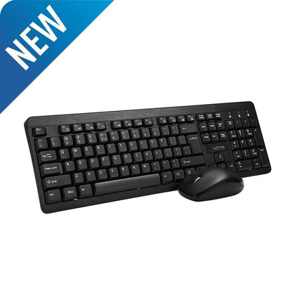 Keyboard & Mouse Combo Klass Wireless English