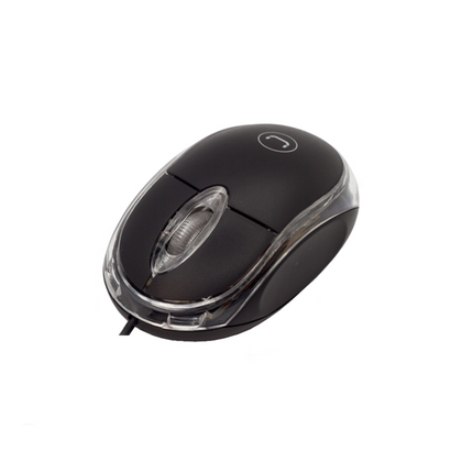 Mouse Trans USB with LED Light