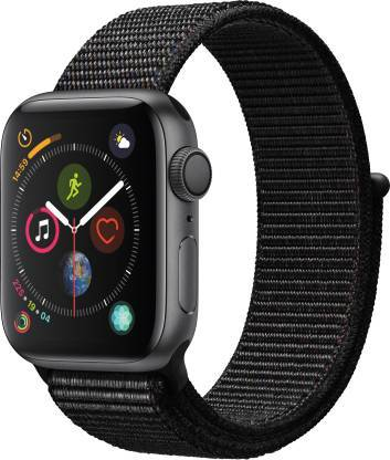 Apple Watch Series 4 (40mm) Space Grey Aluminium Case with Black Sport Loop-Let's Talk Deals!