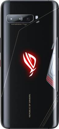 Asus ROG Phone 3 (SD865+) (Black, 128 GB)  (12 GB RAM)
