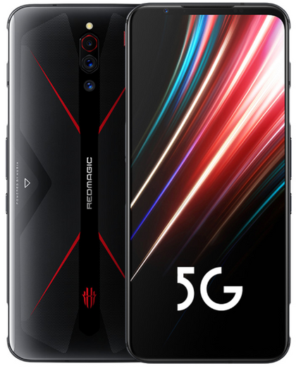 Nubia Red Magic 5G -Black (256 GB) (12 GB RAM)-Let's Talk Deals!