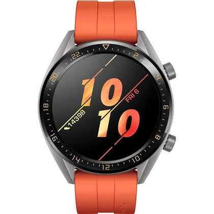 Watch GT Active Titaniium Grey Stainless Steel/Orange-Let's Talk Deals!
