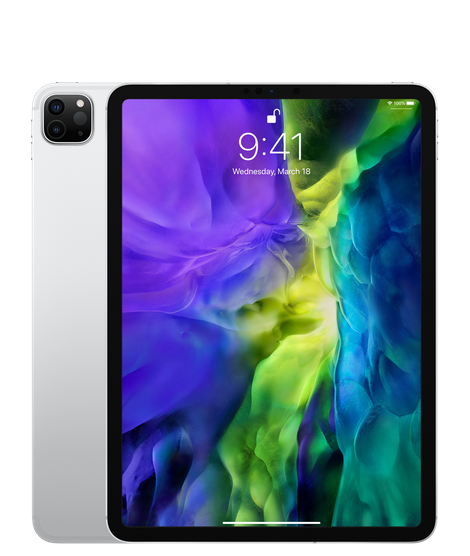 Apple iPad Pro 11 inch WiFi Only (128 GB) (2020)