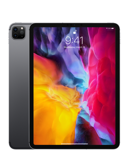 Apple iPad Pro 11 inch WiFi Only (256 GB) (2020)-Let's Talk Deals!