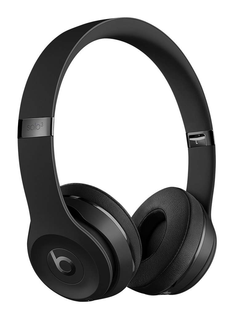 Beats Solo 3 Bluetooth Headset with Mic