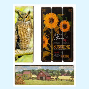 "For the Home - Bendixen's ""Bit of Country"" Giftware, LLC"