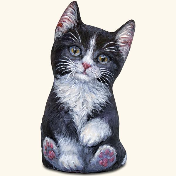 Fiddler's Elbow Kitten Doorstops - NEW LOOK - Bendixen's Giftware