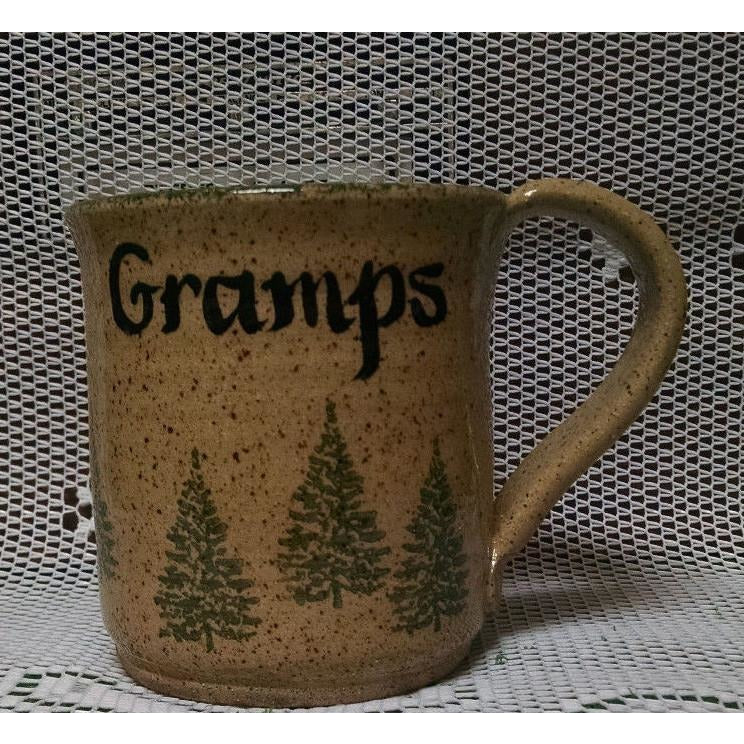 Liberty Personalized Pine Trees Mugs - Bendixen's Giftware