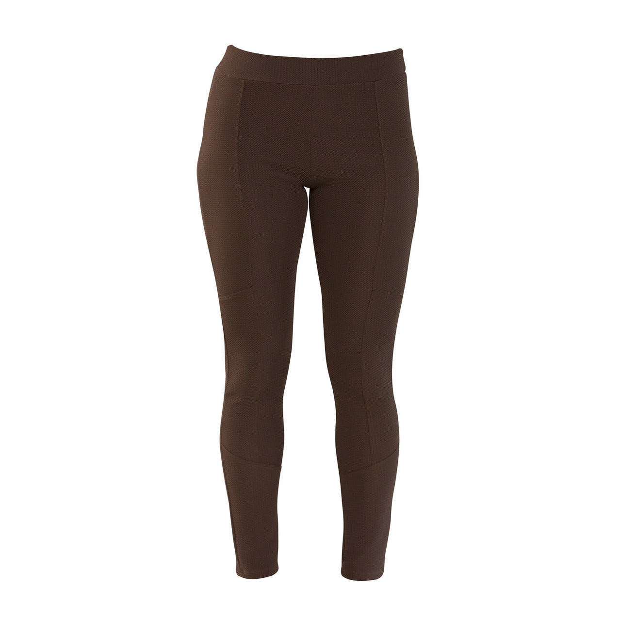 Mountain Mamas Chocolate Brown Bubble Leggings, Assorted Sizes - Bendixen's Giftware