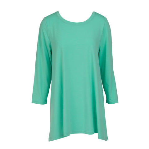 Mountain Mamas Essential Tunic in Mint, Assorted Sizes - Bendixen's Giftware