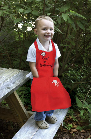 Chef in Training Kids Apron - Bendixen's Giftware