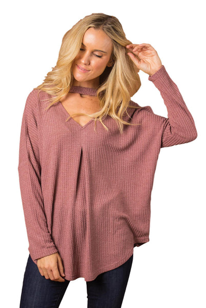 Simply Noelle Walk in the Woods Waffle Top