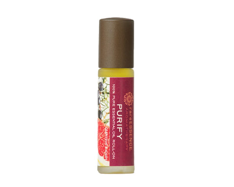 rareESSENCE PURIFY Aromatherapy Roll-On Oil - Bendixen's Giftware