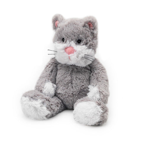 Warmies® Cozy Plush Jr Cat - Bendixen's Giftware