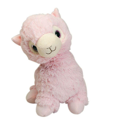 Warmies® Cozy Plush Pink Llama - Bendixen's Giftware