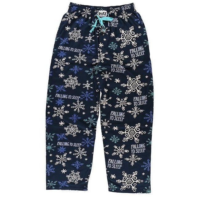 Lazy One Falling To Sleep Unisex PJ Pants, Choice Of Sizes