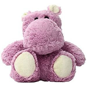 Warmies® Cozy Plush Hippo
