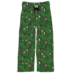 Lazy One Lazy Ass Unisex PJ Pants, Choice Of Sizes - Bendixen's Giftware