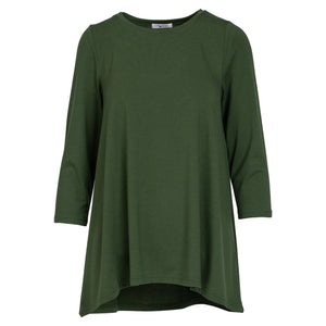 Mountain Mamas Essential Tunic in Clover, Assorted Sizes - Bendixen's Giftware