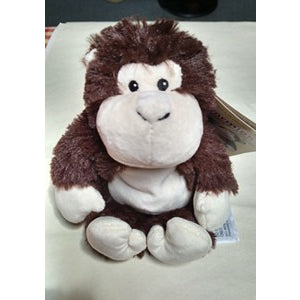 Warmies® Cozy Plush Jr Monkey - Bendixen's Giftware