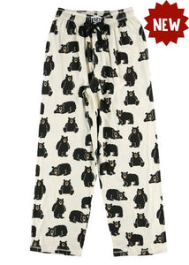 Lazy One Papa Bear Men's PJ Pants, Choice Of Sizes - Bendixen's Giftware