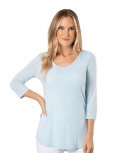 Simply Noelle Basic Scoop Neck Top