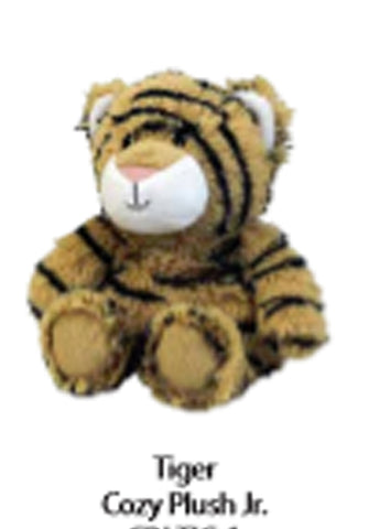 Warmies® Cozy Plush Jr Tiger - Bendixen's Giftware