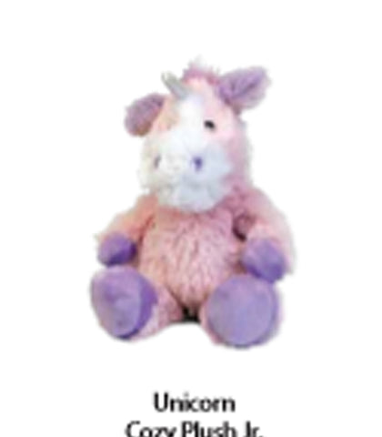 Warmies® Cozy Plush Jr Unicorn - Bendixen's Giftware