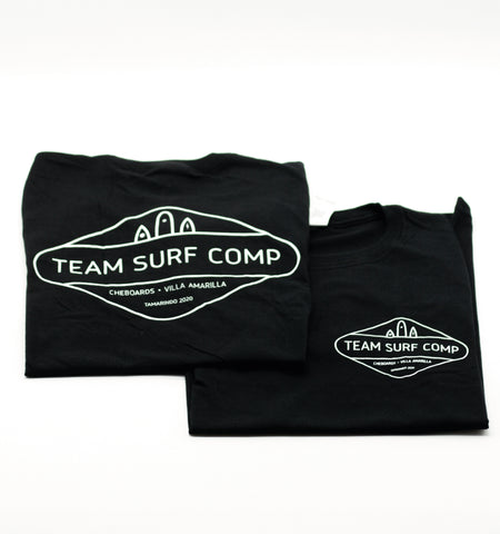 Tee Men Team Surf Comp