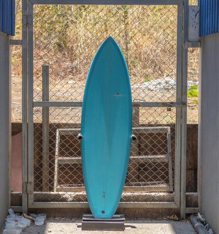 Cheboards Kookie 5'8'' 3469
