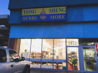 yong sheng herbs and more traditional chinese tucson arizona az local store