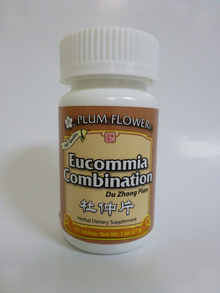 Du Zhong Pian (Eucommia Combination)