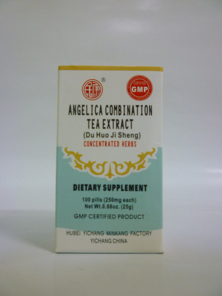 Du Huo Ji Sheng Wan (Angelica Combination Tea Extract)