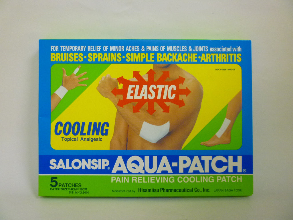 Salonsip Aqua-Patch