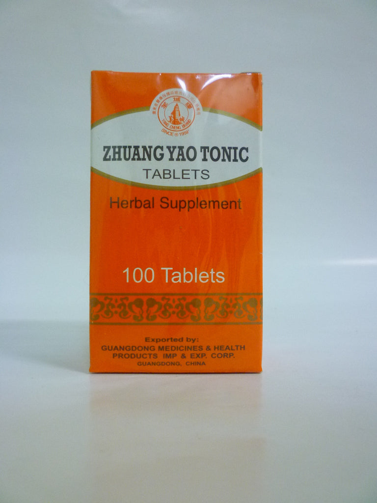 Zhuang Yao Tonic Tablets