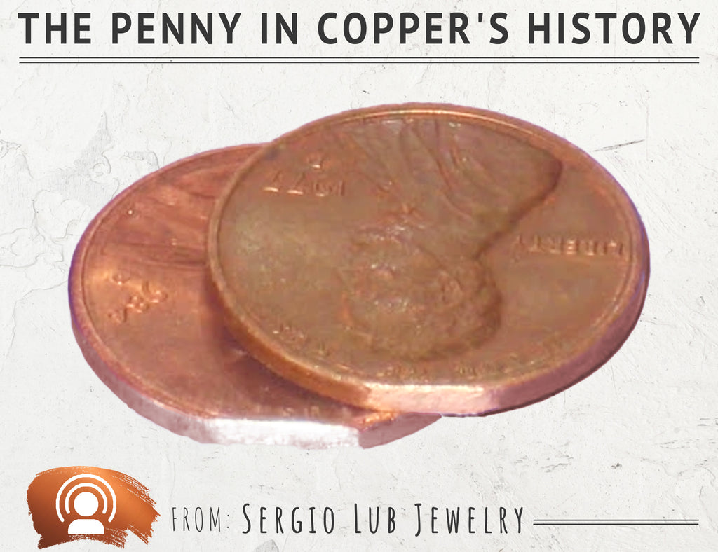 The Penny in Copper's History