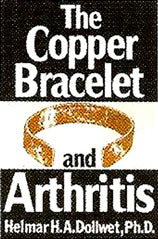 Book The Copper Bracelet and Arthritis
