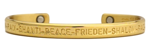 Peace Brass Magnetic (704)