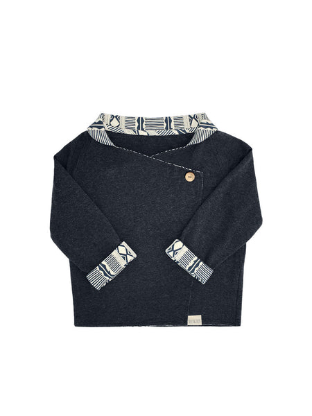 Reversible Cardigan Jacket | Calzico