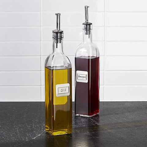Cooking Oils, Vinegars & Wines