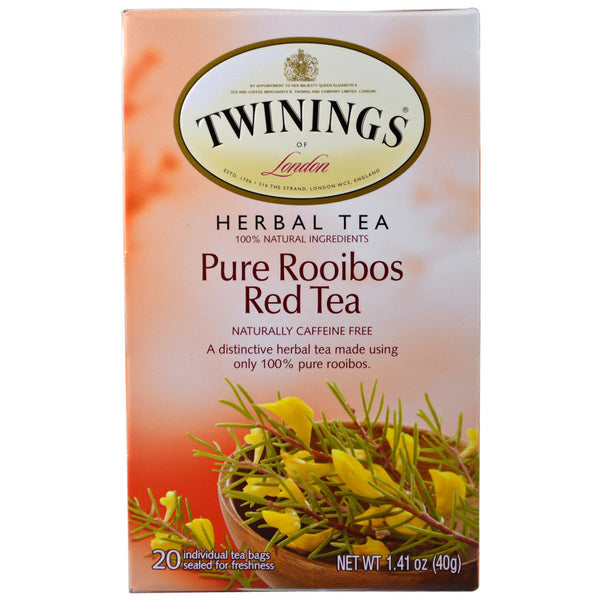 Twinings Pure Red Roobios Tea