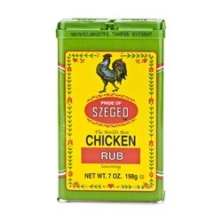 Pride of Szeged Chicken Rub