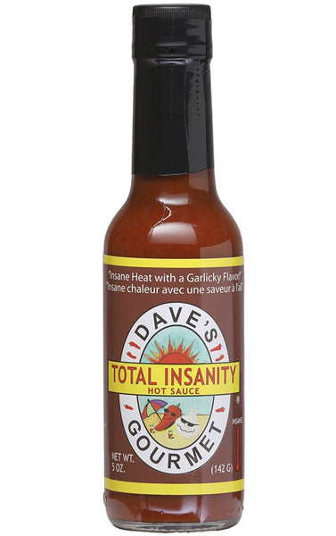 Dave's Gourmet Total Insanity Hot Sauce