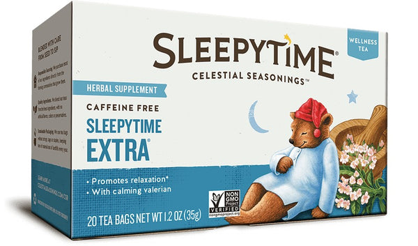 Celestial Seasonings Extra Sleepytime