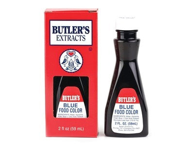 Butler Blue Food Coloring