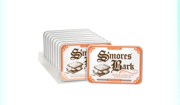 Nancy Adam's S'mores Bark Tin