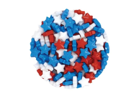 Red, White & Blue Dextrose Starzmania