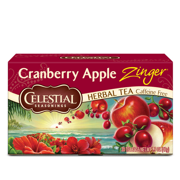 Celestial Seasonings Cranberry Apple Zinger