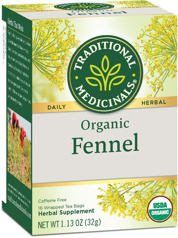 Traditional Medicinal Fennel Tea