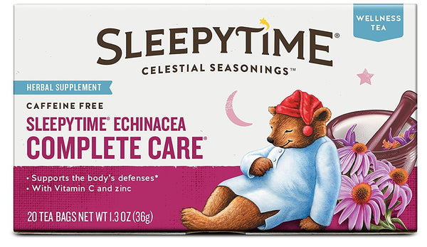 Celestial Seasonings Complete Care